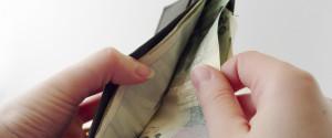 Wallet Canada Dollars