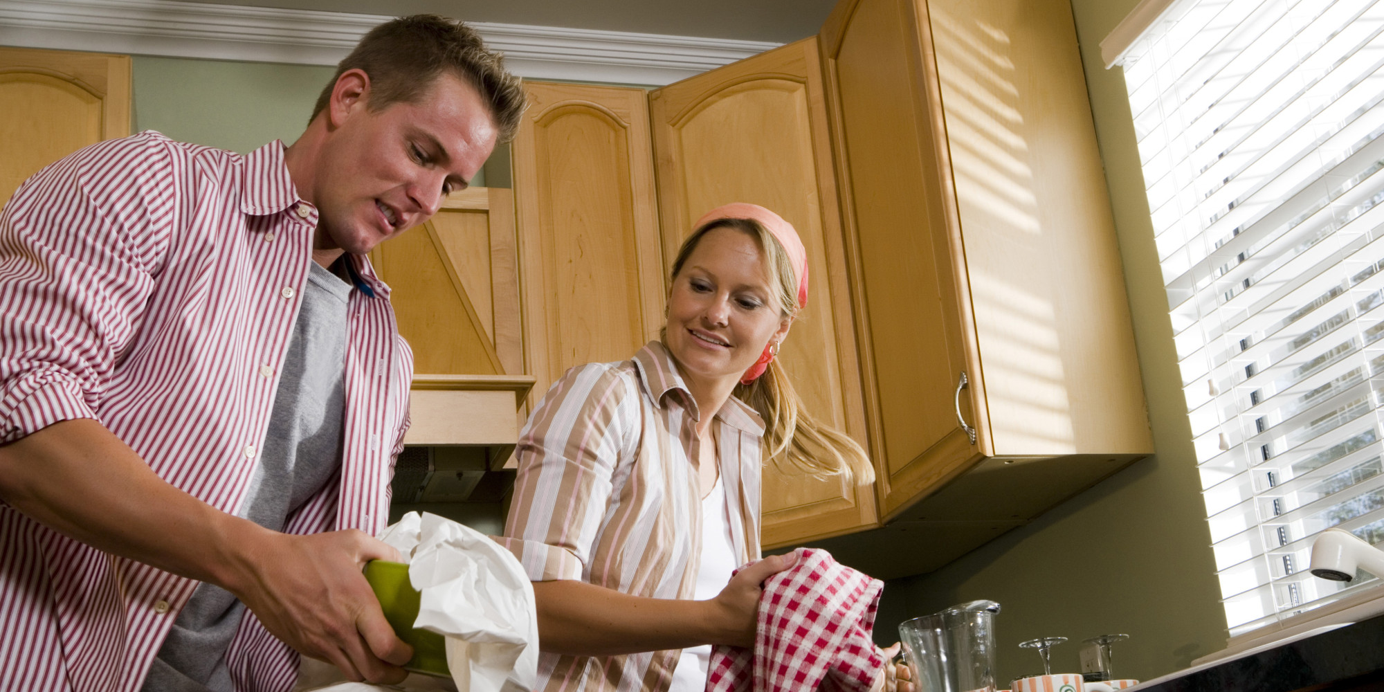 how to help with spouse who is untidy