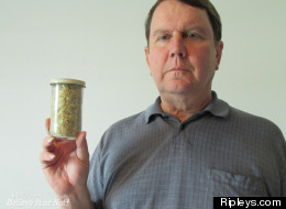 Man Has Kept All His Nail Clippings In A Jar -- Since 1978!