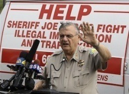 Joe Arpaio Illegal Immigration