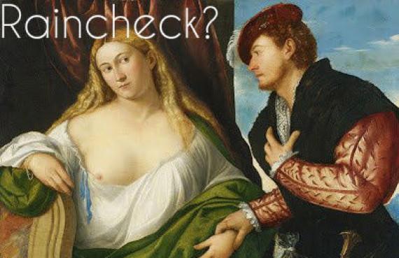 Women crave sex, tattoos on