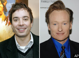 Jimmy Fallon Conan Obrien