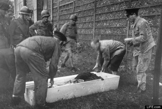 Firing Squad Nazi Execution
