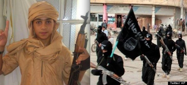 Is This Baby-Faced Teen The Islamic State's Youngest Recruit?