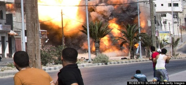As Casualties Rise, Egypt Calls For Gaza Ceasefire Talks To Resume