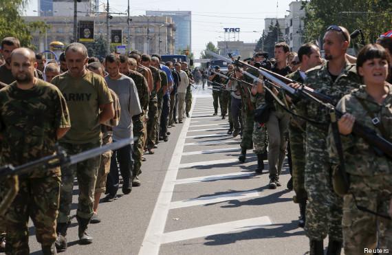 prisonniers ukraine