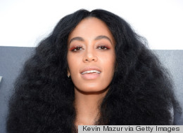 Solange Is Just Like Us, Wears H&M To The 2014 MTV VMAs