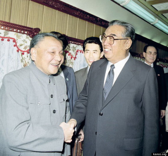 president kim il sung