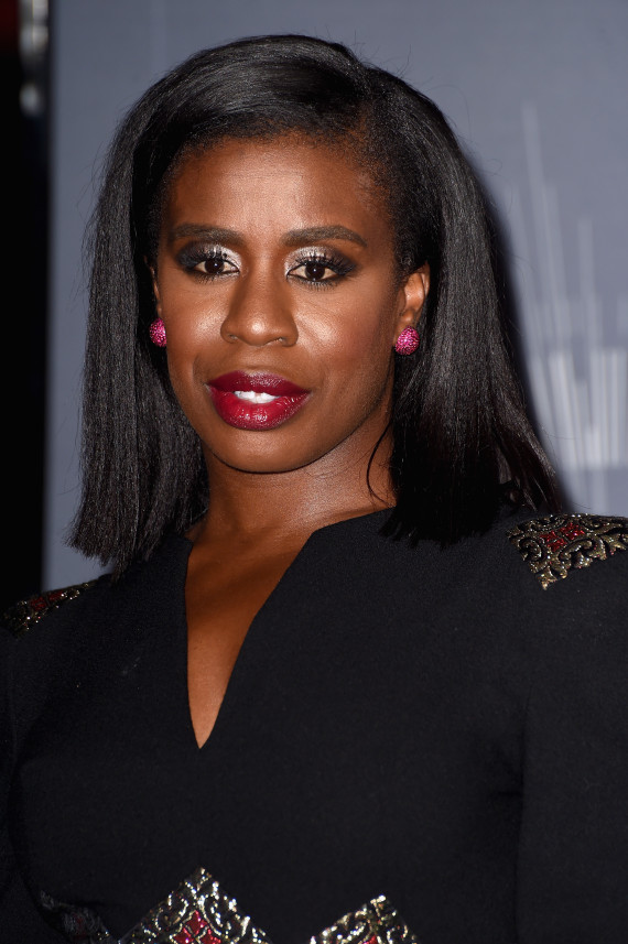 5 Photos Of 'Crazy Eyes' Looking Crazy Beautiful At The