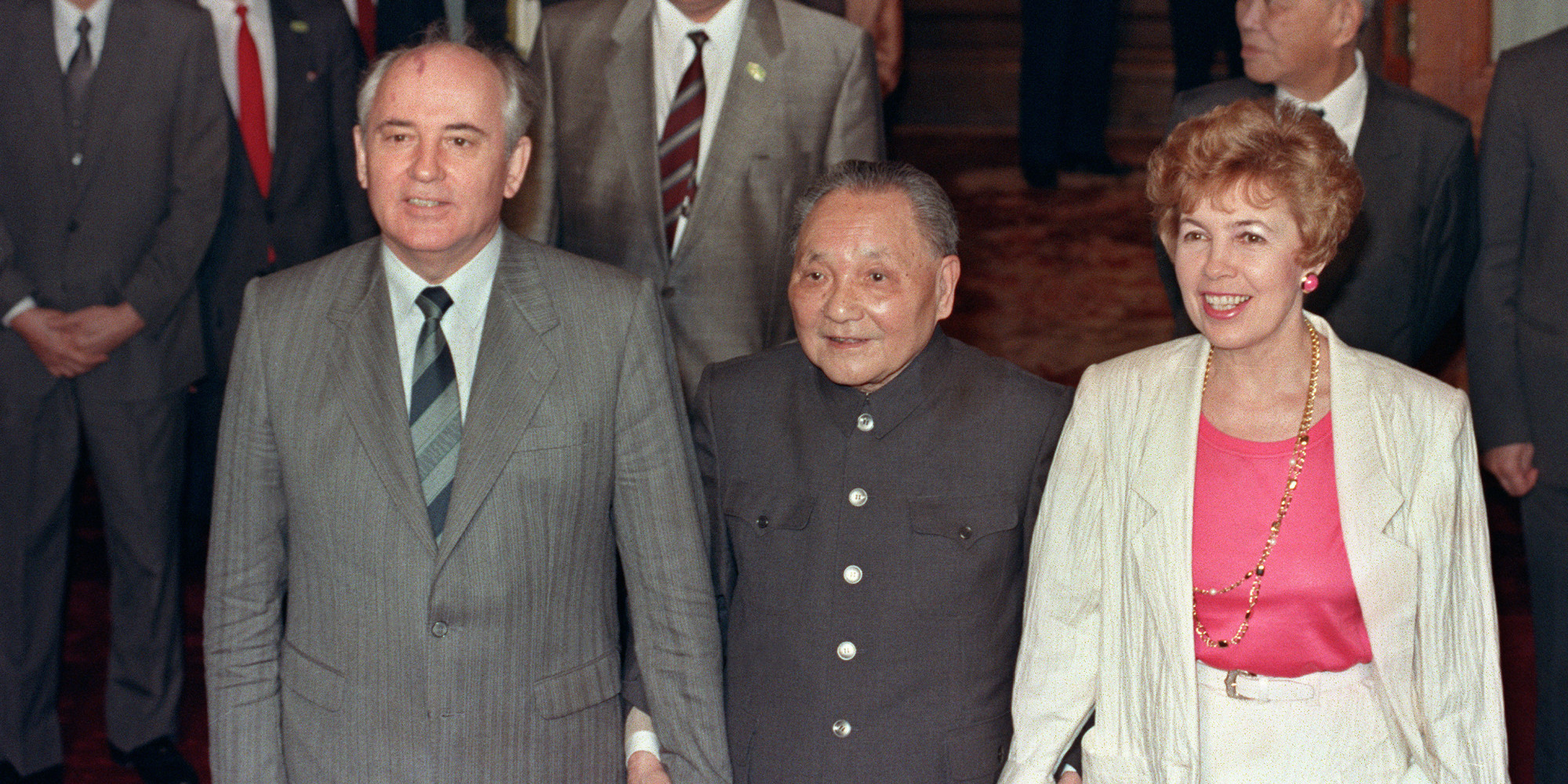 Deng Xiaoping on Gorbachev: 'This Man May Look Smart but in Fact Is Stupid.'