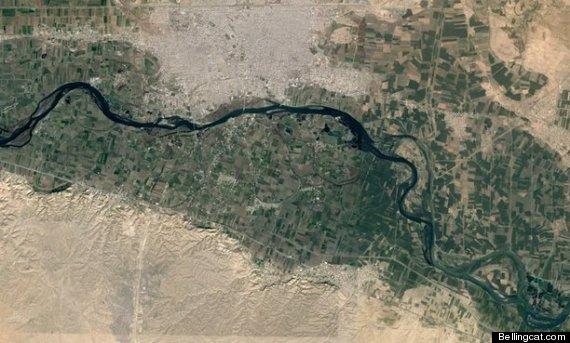 raqqa hills