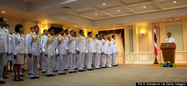 Thailand's Junta Leader Assumes The Prime Minister Post