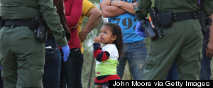 CHILDREN MEXICO BORDER