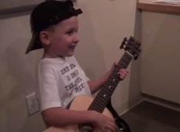 Country Star Luke Bryan Surprises A 4-Year-Old Fan Who Has Autism