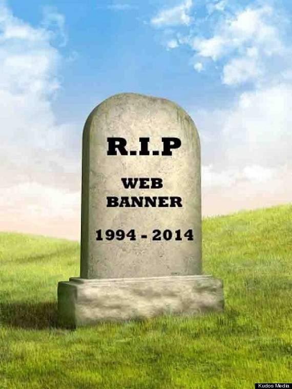 death of banner ads