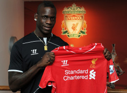 He's Back: Balotelli Completes Liverpool Move