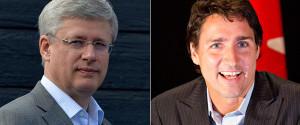 Harper Trudeau