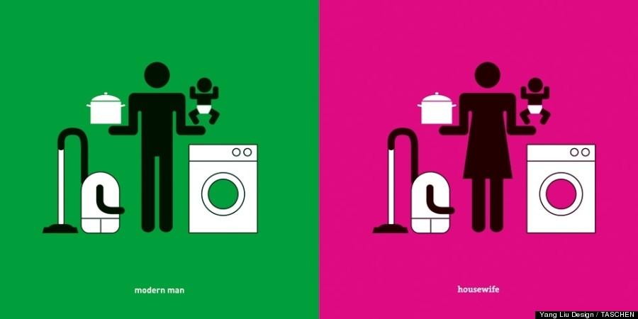 housewife husband