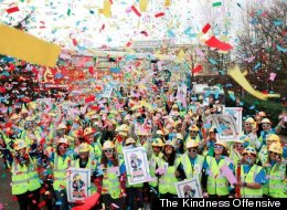 The Kindness Offensive: The World's Largest Performer Of Random Acts Of Kindness