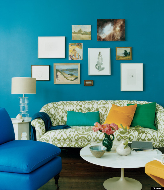 8 Mediterranean Blue Rooms That Prove It S The Only Color