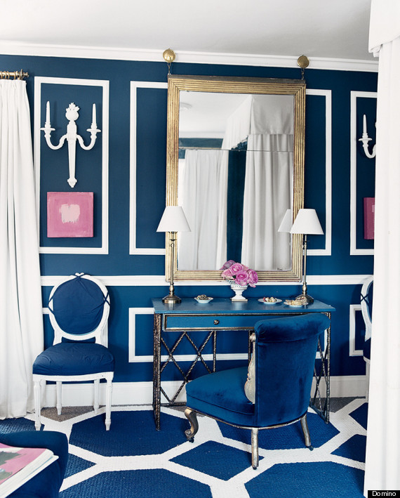 8 Mediterranean Blue Rooms That Prove Its The Only Color Worth