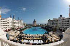Hotel   Image: PA