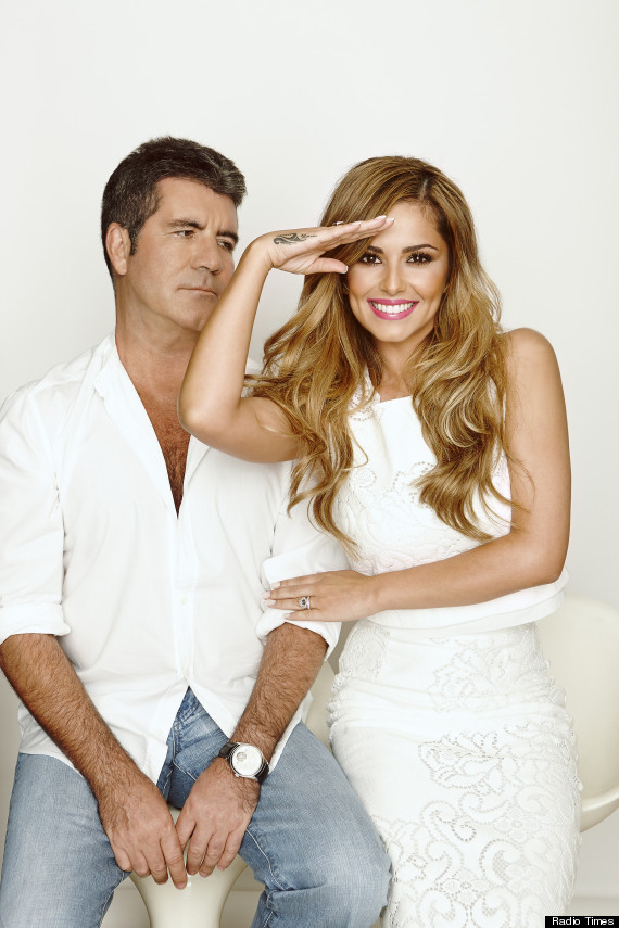 simon and cheryl