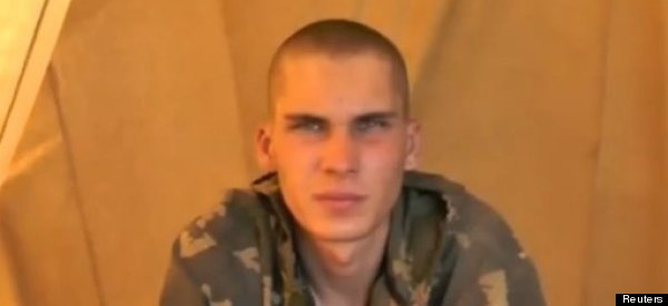 Ukraine Releases Footage Of Captured Russian Soldiers