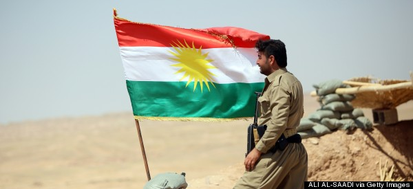 Iran Supplied Weapons To Iraqi Kurdish Forces