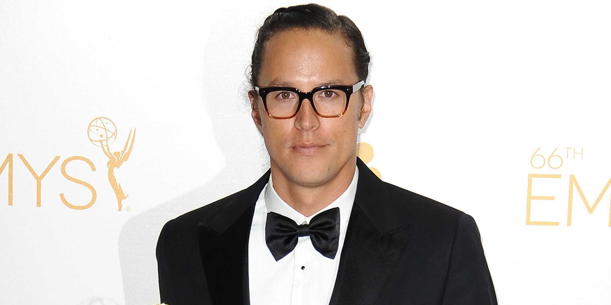 The 40-year old son of father (?) and mother(?), 188 cm tall Cary Fukunaga in 2017 photo