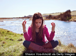 How Meditation Could Help Your Children Get More Sleep