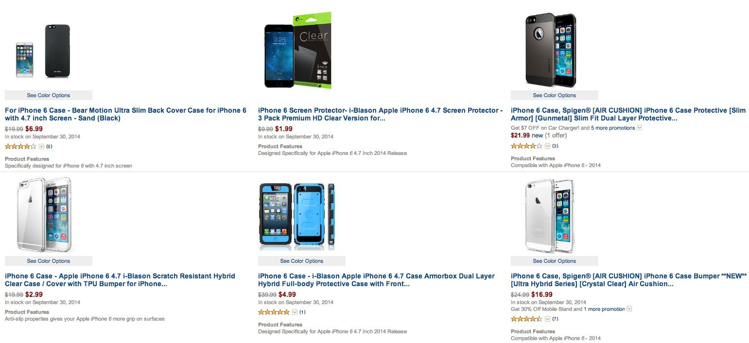 You Can Already Buy A Case For The Unreleased 'iPhone 6' On