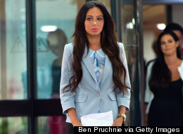 Tulisa Slammed By Drugs Trial Co-Defendant