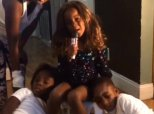 5-Year-Old Channels Beyoncé And It's ***Flawless