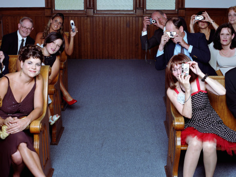 The 60 People You'll Find At Every Wedding