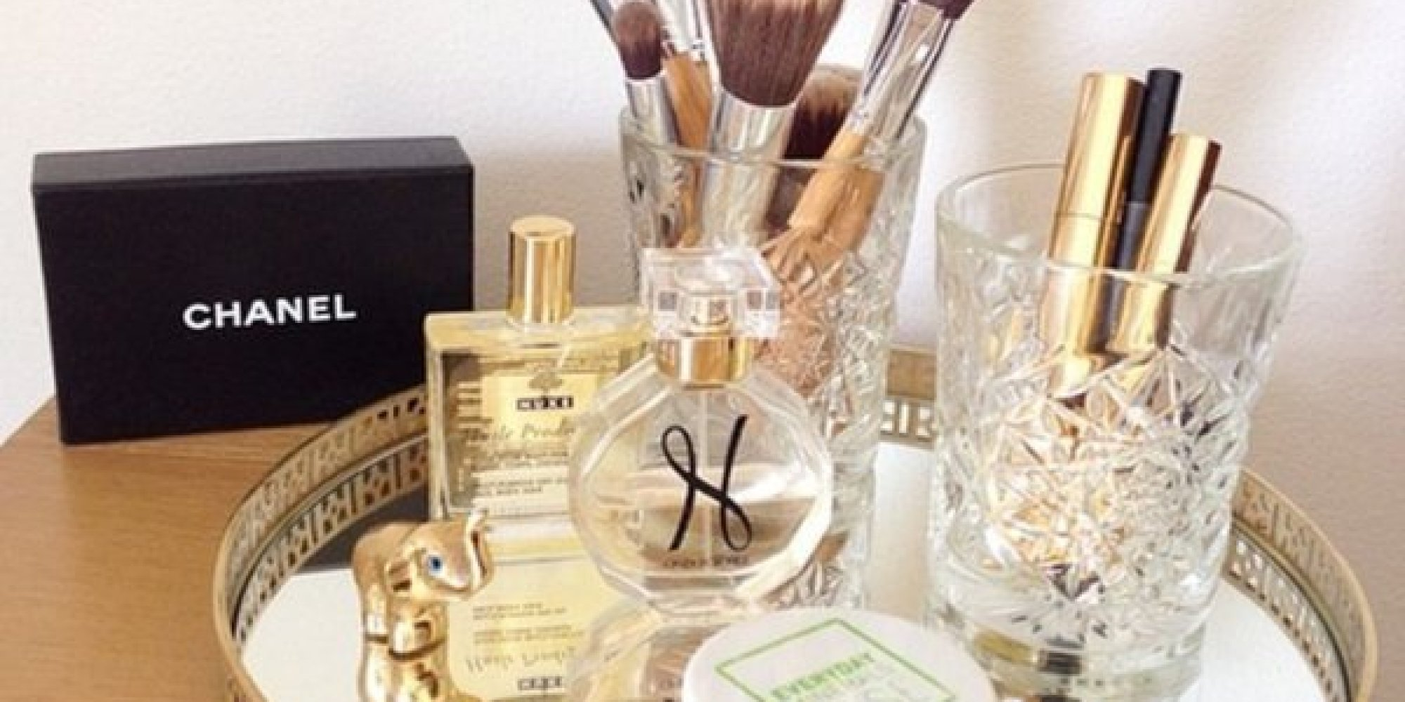 5 Makeup Tray Organizer Ideas To Help You Get Your Ish