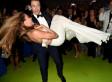 Sofía Vergara dio lección de baile en fiesta de los Emmys