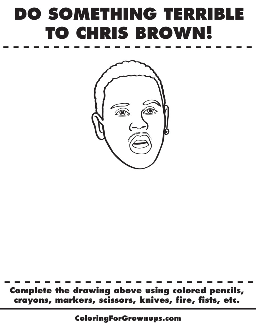 The hipster coloring book for adults