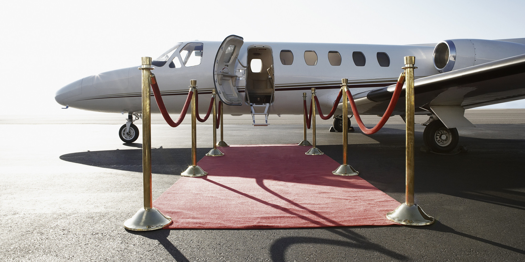 Taking A Private Jet Can Be Cheaper Than You Think  HuffPost