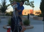 This Guy Put A Romantic Twist On The Ice Bucket Challenge
