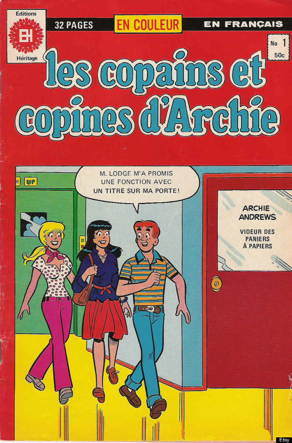 archie french