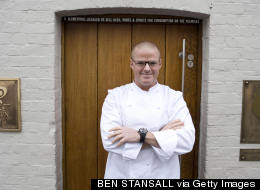 Britain's Best Restaurants: Simon Rogan, Heston Blumenthal And Gordon Ramsay Get Top Marks