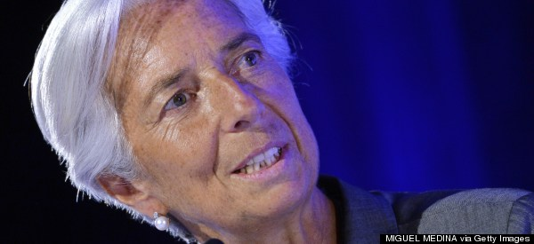IMF Chief Lagarde Charged In Corruption Probe