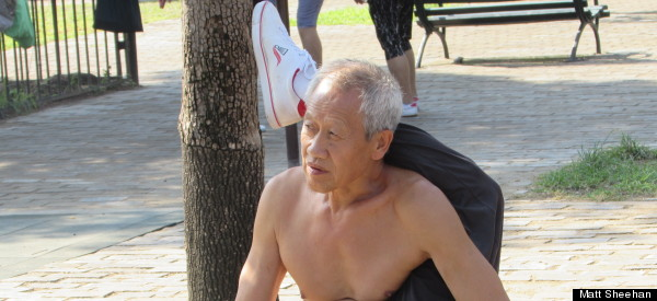 Proof That Chinese Grandparents Are More Athletic Than You