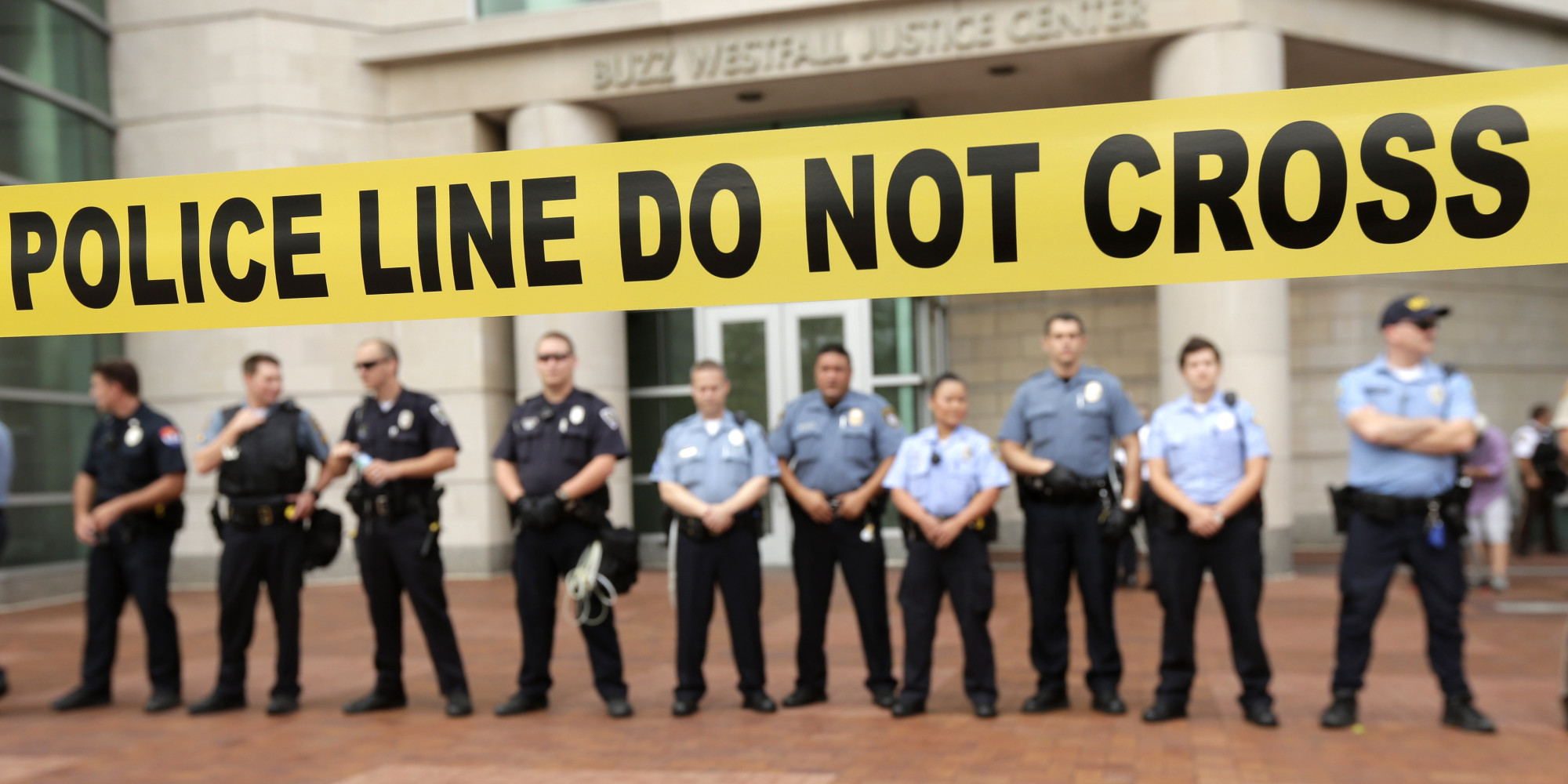 In Wake Of Ferguson, Police Departments Try To Build Trust With Black Residents