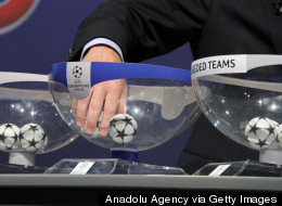 Champions League Group Stage Draw - Live