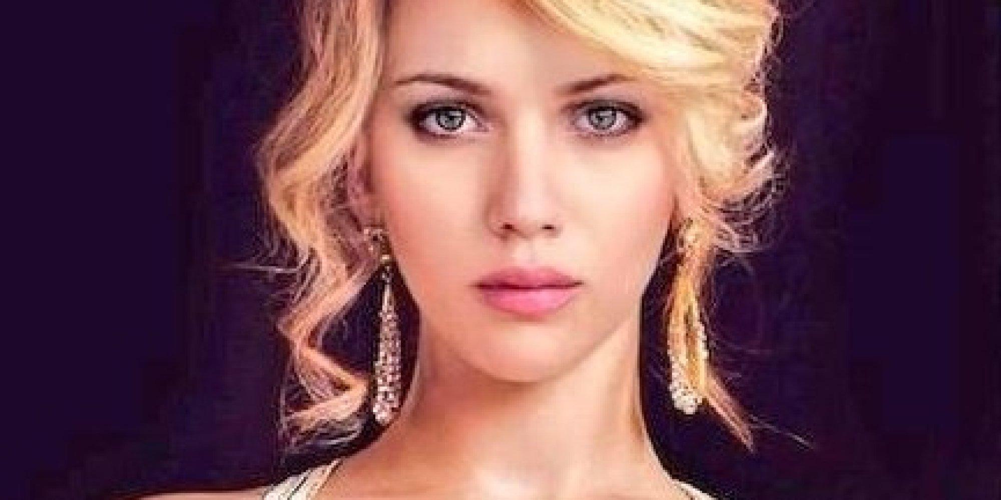 Johansson Scarlett Jennifer Lawrence Mixed