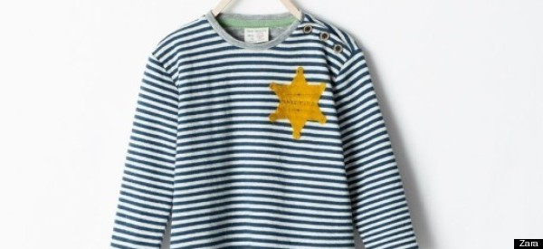 Zara Pulls Shirt Resembling Holocaust Prisoner Uniform