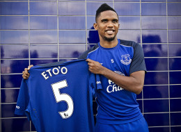 Evertonian Eto'o Ready To Face José On Debut