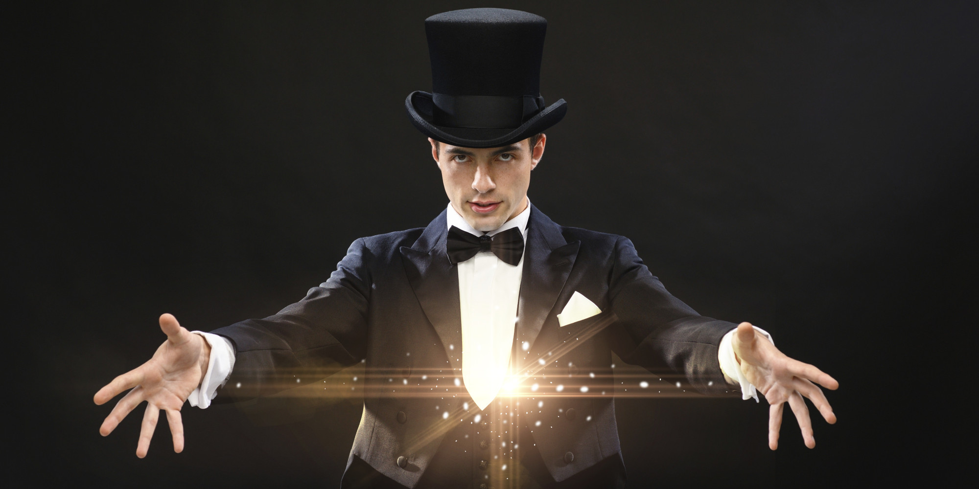 This Year Put on Your Magician Hat! | HuffPost